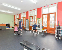 Beaufort personal training