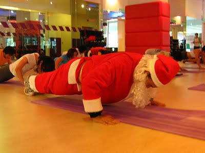 "CREATIVE BEAUFORT FITNESS FOR ""THE MOST WONDERFUL TIME OF THE YEAR"""