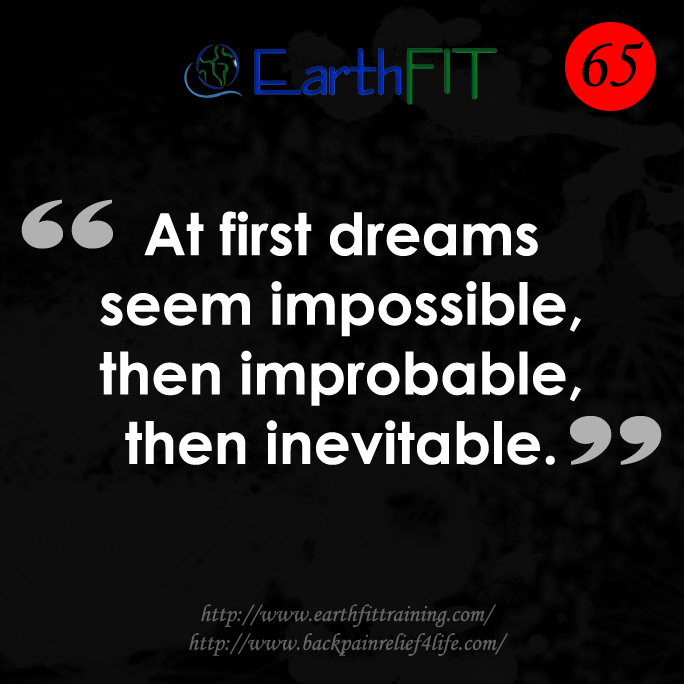 65 EarthFIT Quote of the Day