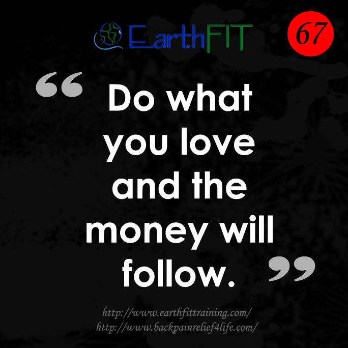 67 EarthFIT Quote of the Day