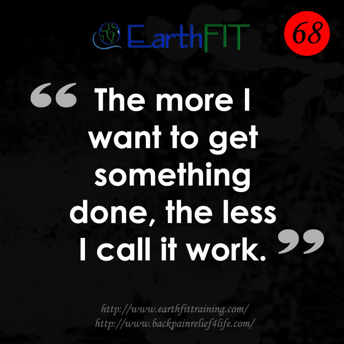 68 EarthFIT Quote of the Day