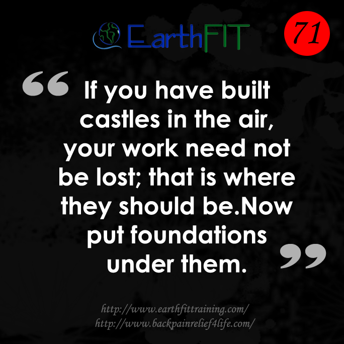 71 EarthFIT Quote of the Day