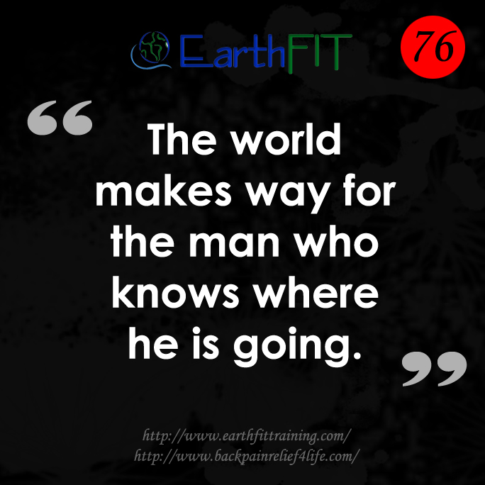76 EarthFIT Quote of the Day