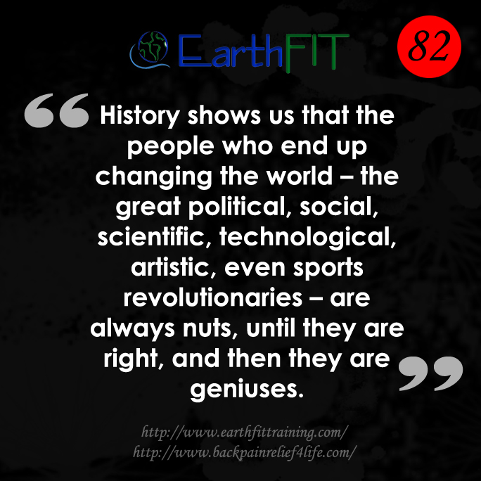82 EarthFIT Quote of the Day