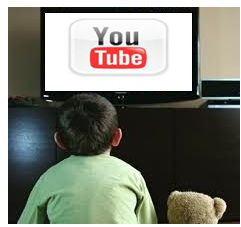 Kid watching YouTube I Always Hated Bullies… Part 2