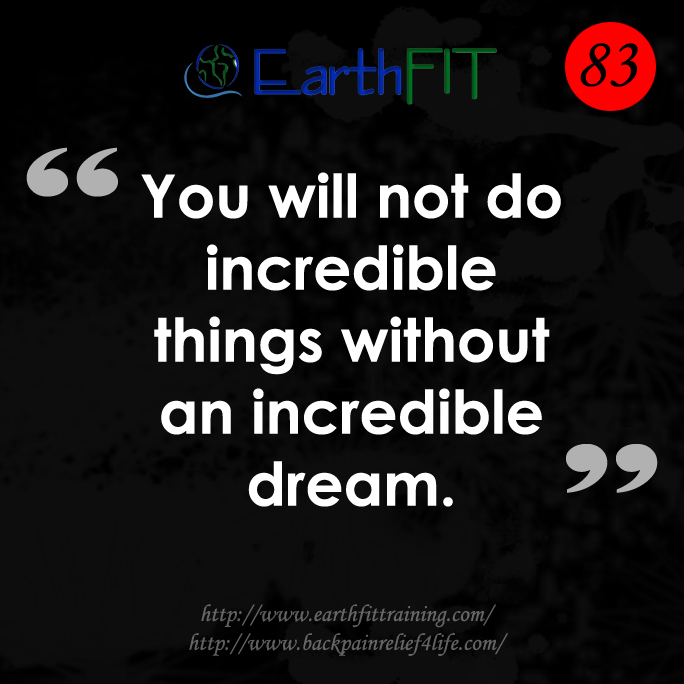 83 EarthFIT Quote of the Day