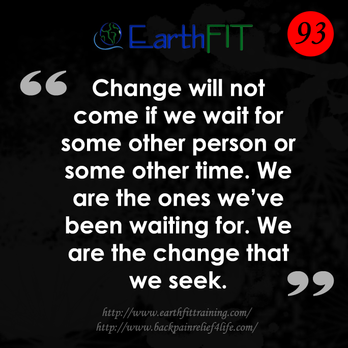 93 EarthFIT Quote of the Day