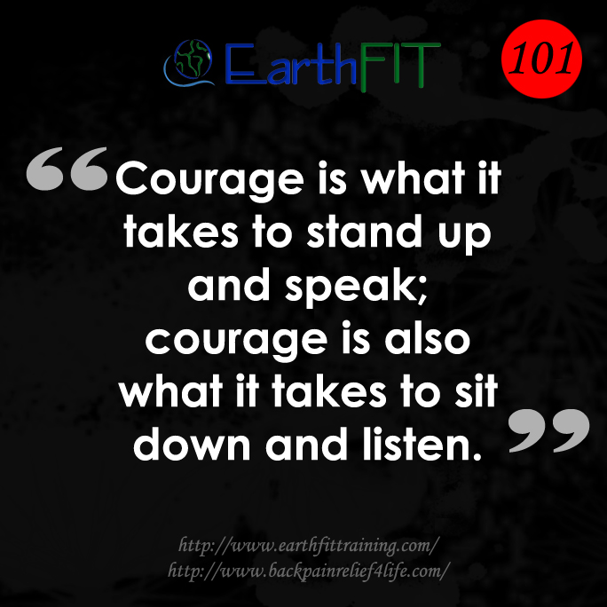 101 EarthFIT Quote of the Day