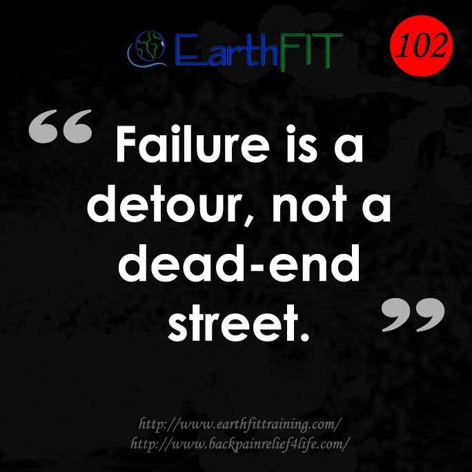 102 EarthFIT Quote of the Day