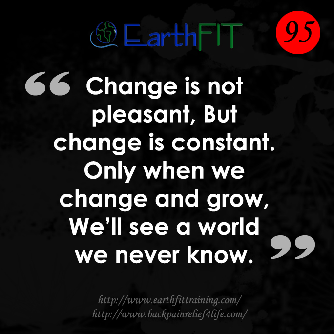 95 EarthFIT Quote of the Day