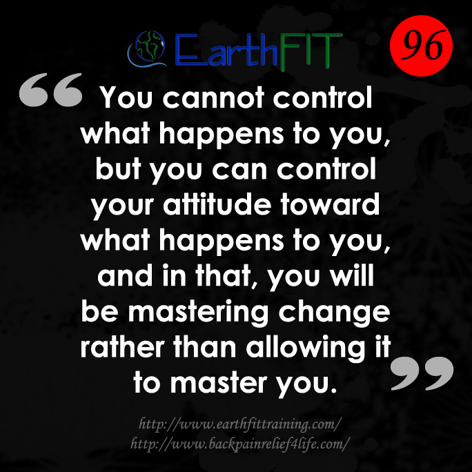 96 EarthFIT Quote of the Day