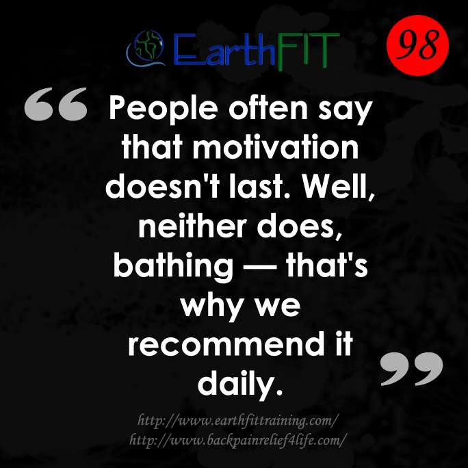 98 EarthFIT Quote of the Day