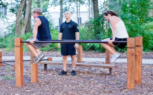 Beaufort Personal Trainers At EarthFIT Personal Training Facility
