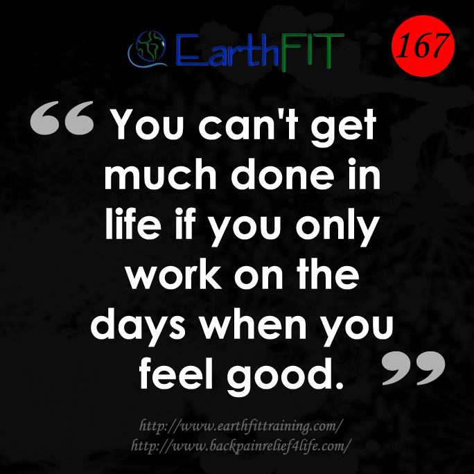 167 EarthFIT Quote of the Day