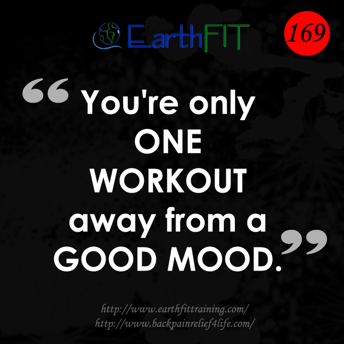 169 EarthFIT Quote of the Day