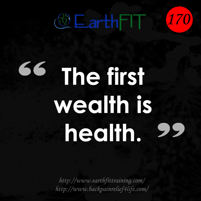 170 EarthFIT Quote of the Day