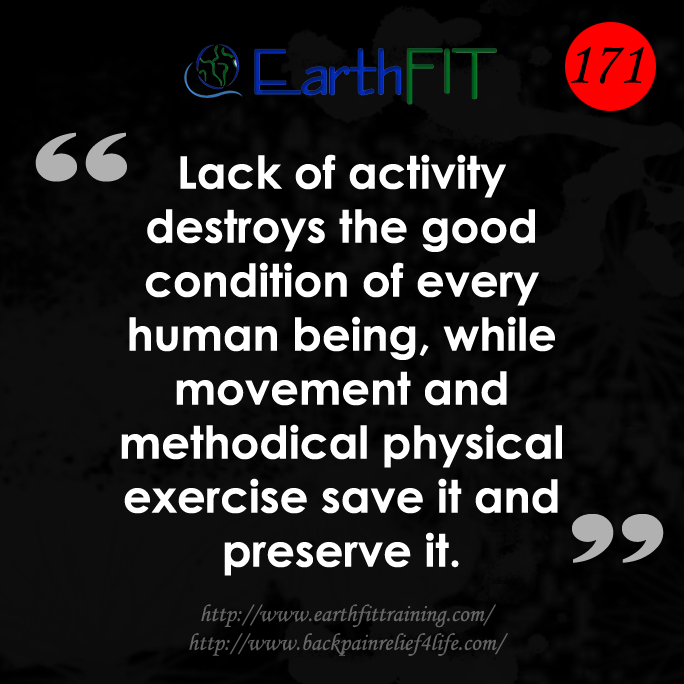 171 EarthFIT Quote of the Day