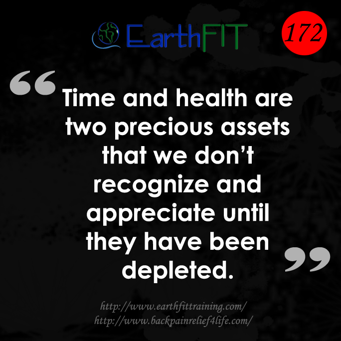 172 EarthFIT Quote of the Day