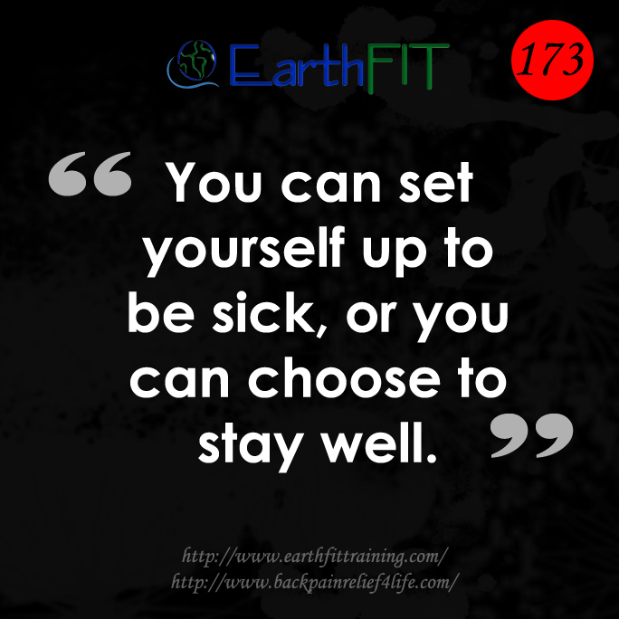 173 EarthFIT Quote of the Day