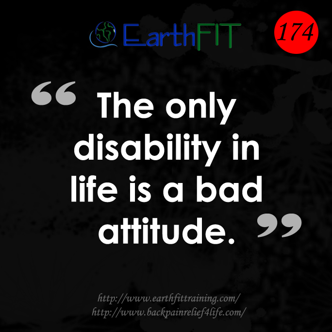 174 EarthFIT Quote of the Day