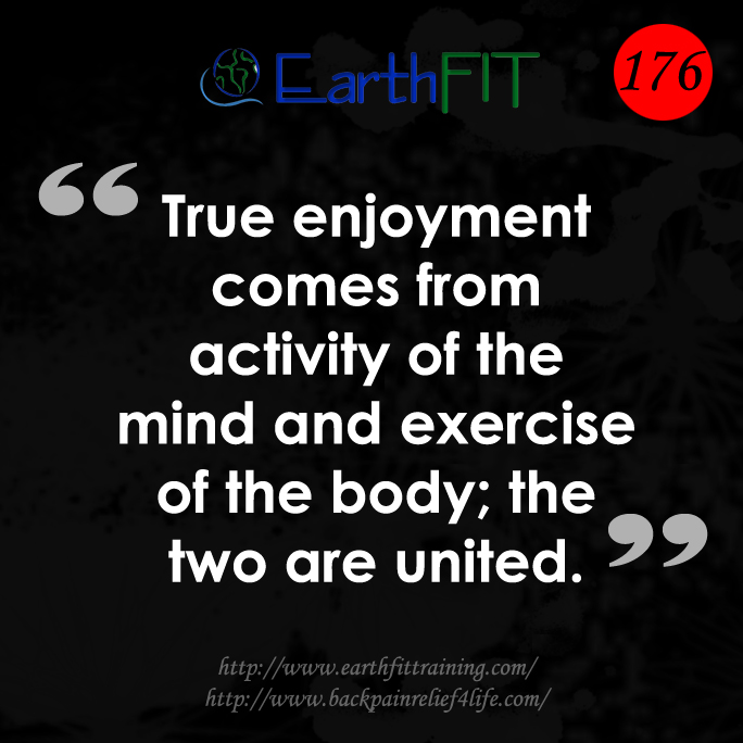 176 EarthFIT Quote of the Day