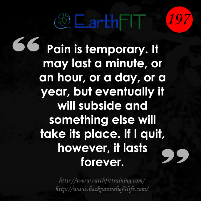 197 EarthFIT Quote of the Day