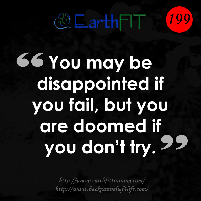199 EarthFIT Quote of the Day
