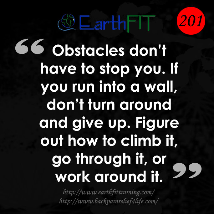 201 EarthFIT Quote of the Day