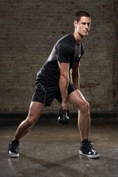 ian hart kettle bell Beaufort Fitness: Weight Training