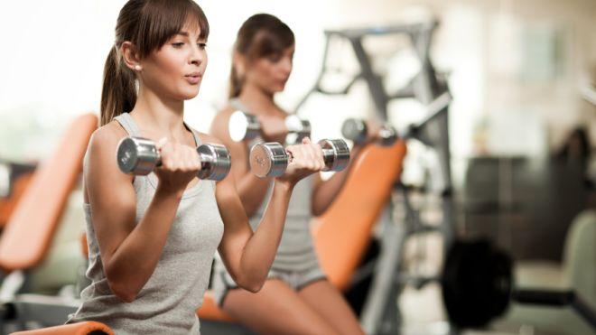 Beaufort Fitness: Weight Training