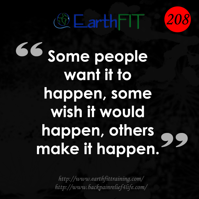 208 EarthFIT Quote of the Day