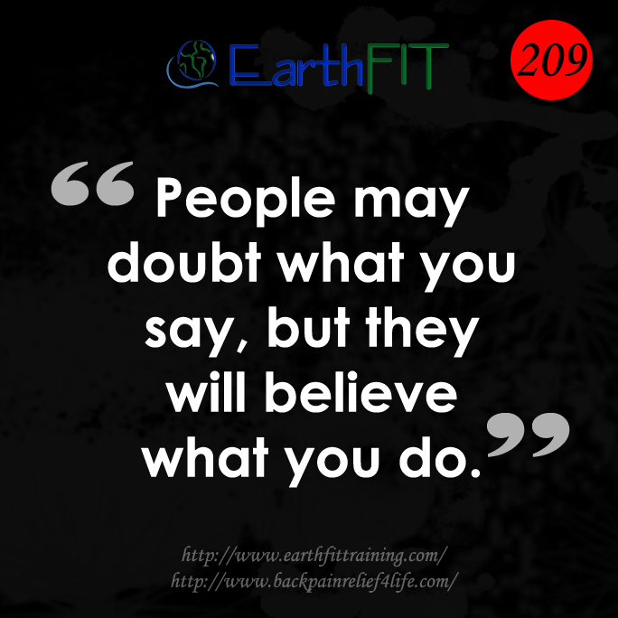 209 EarthFIT Quote of the Day