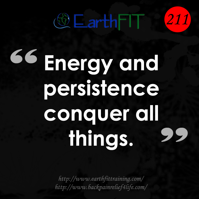211 EarthFIT Quote of the Day
