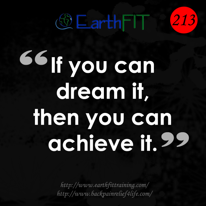 213 EarthFIT Quote of the Day