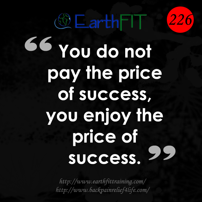 226 EarthFIT Quote of the Day
