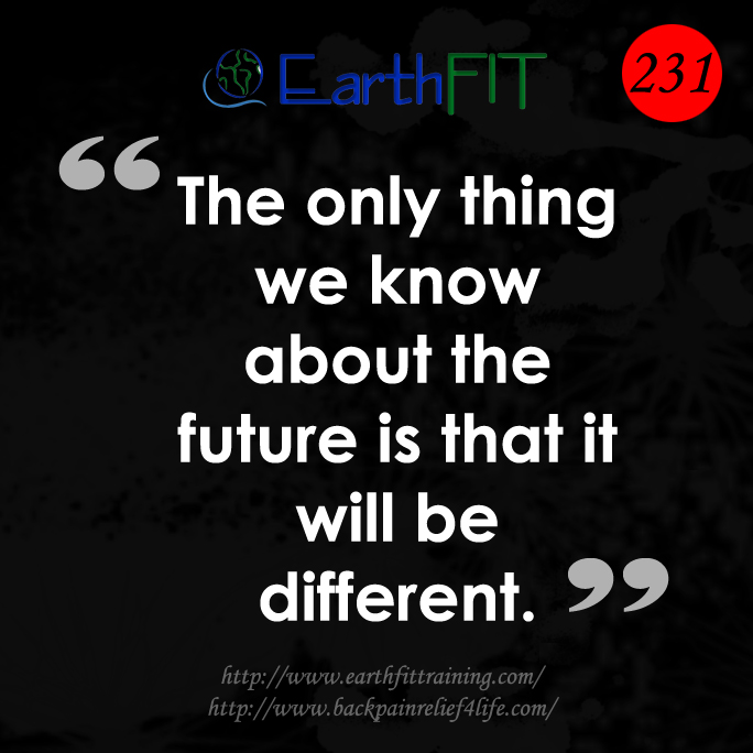 231 EarthFIT Quote of the Day