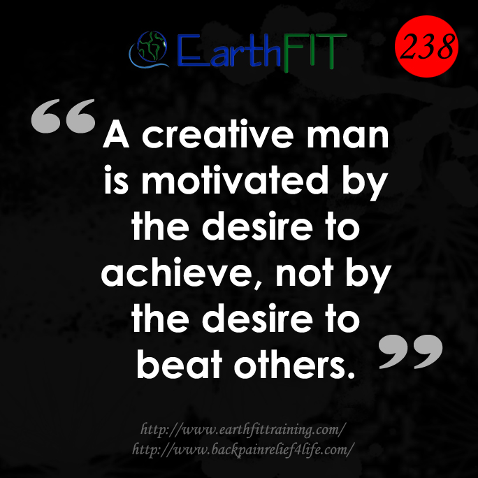 238 EarthFIT Quote of the Day