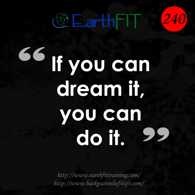 240 EarthFIT Quote of the Day