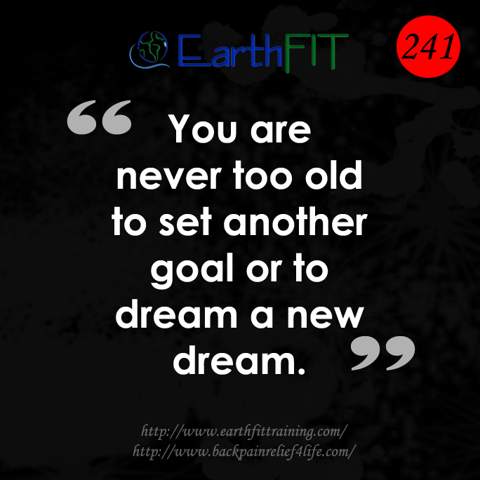 241 EarthFIT Quote of the Day