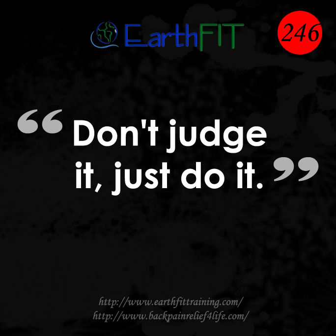 246 EarthFIT Quote of the Day