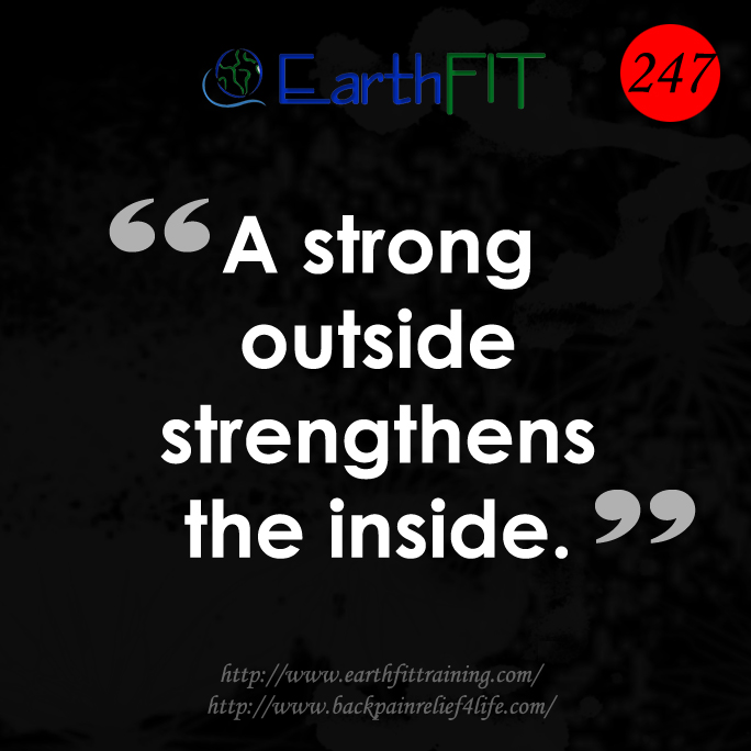 247 EarthFIT Quote of the Day
