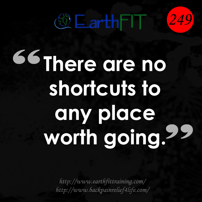 249 EarthFIT Quote of the Day