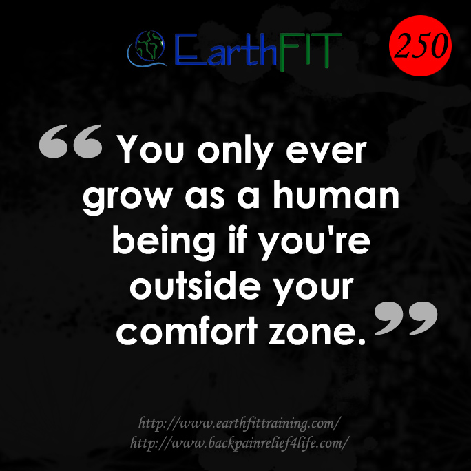 250 EarthFIT Quote of the Day