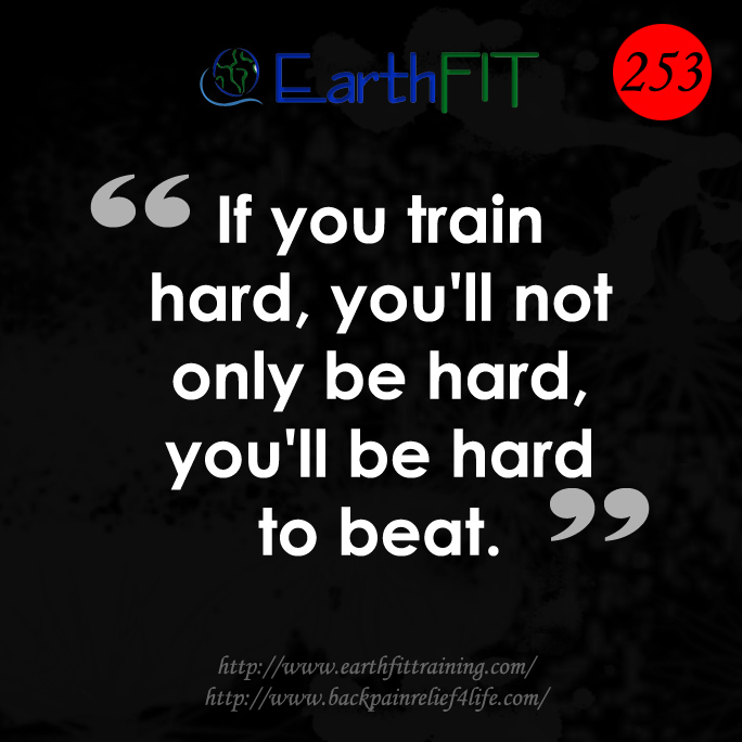 253 EarthFIT Quote of the Day