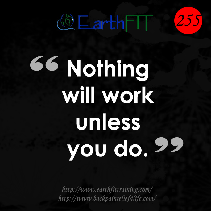255 EarthFIT Quote of the Day