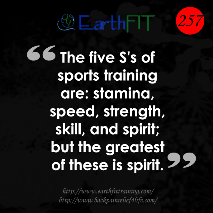 257 EarthFIT Quote of the Day