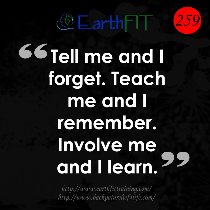 259 EarthFIT Quote of the Day