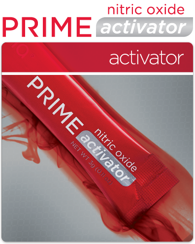 prime Qivana Prime NO Activator System