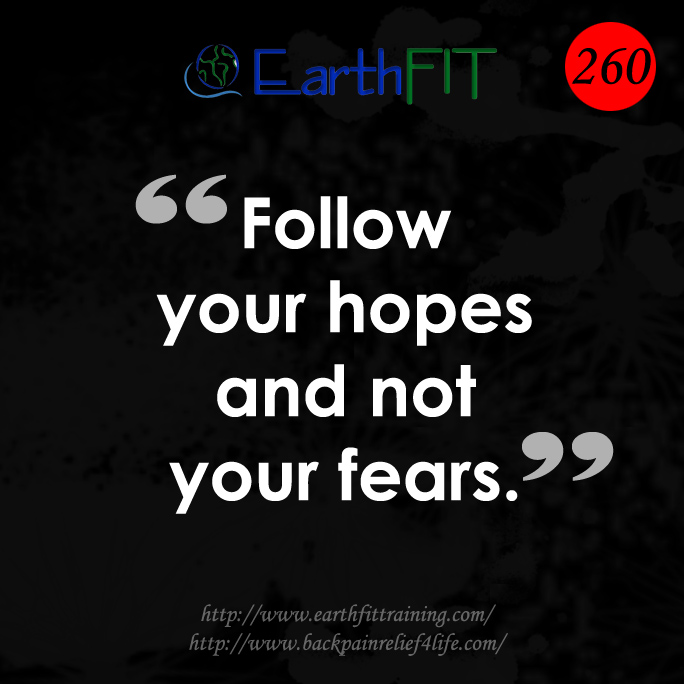 260 EarthFIT Quote of the Day
