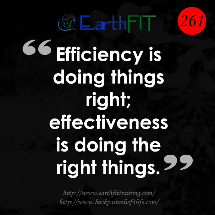 261 EarthFIT Quote of the Day